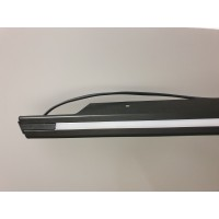 Dimatec Rain gutter drip stop with integrated Led awning light For Fiat Ducato Boxer Relay x250 x290