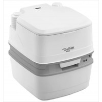 THETFORD PORTA POTTI QUBE 165  portable chemical loo suits tents camper t5 t6 vw