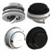 Maxxdome PLUS White WITH led by Maxxair 00-03810W Exhaust fan