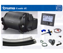 TRUMA COMBI 4E BOILER AND SPACE HEATER COMPLETE KIT SALE!!